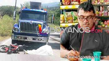 Laboyano murió en fatal accidente en la vía Gigante-Hobo - Laboyanos.com
