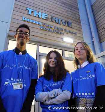 Over 500 people attend Debden Park High School Sixth Form's open night - This is Local London