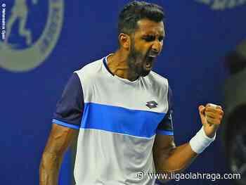 Prajnesh Gunneswaran Kalahkan Yannick Maden Di Pune - Ligaolahraga.com
