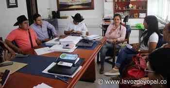 Gerente de Capresoca EPS se reunió con Delegación de Nunchía en Yopal - Noticias de casanare - La Voz De Yopal