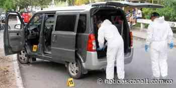 Ataque sicarial deja dos personas muertas y una menor herida en Floridablanca, Santander - Canal 1