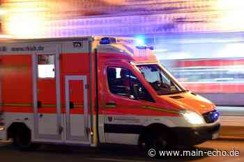 Zwei Verletzte nach Verkehrsunfall in Mosbach - Main-Echo