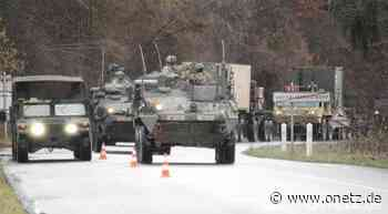 US-Kavallerie aus Vilseck rollt nach Frankreich - Onetz.de