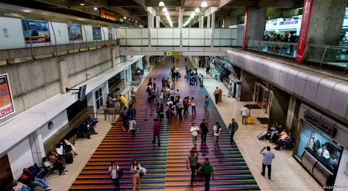 Venezuela activa medidas de control en principal aeropuerto por coronavirus - LaRepública.pe