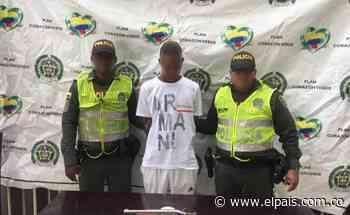 Hombre señalado de participar en hurto a bus intermunicipal fue capturado en Pradera - El País – Cali