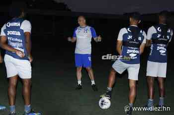 Selección Sub-23 de Honduras inicia microciclo a oscuras en La Pradera - Diez.hn