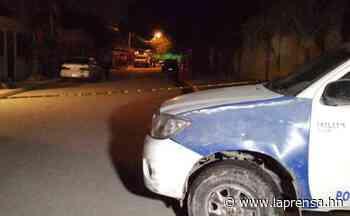 Da varios balazos matan a un joven en la colonia Pradera - La Prensa de Honduras