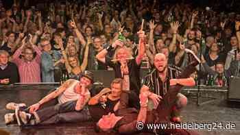X-Mas Rockfestival – so hart wurde Eppelheim gerockt - heidelberg24.de