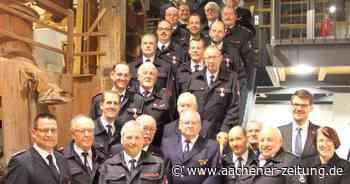 Engagement der Feuerwehr Wegberg für das Gemeinwohl gewürdigt - Aachener Zeitung