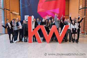 Participation record à l'édition 2020 de La Family Reunion Keller Williams France - MySweet'Immo
