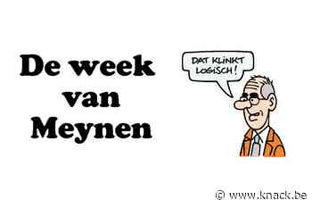 De week van Meynen: wat staat Koen Geens te wachten?