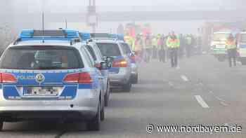 Dreister Autofahrer wurde auf gesperrter A6 zum Geisterfahrer - Nordbayern.de