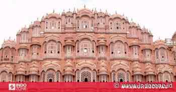 Bangunan Bersejarah Hawa Mahal yang Jadi Ikon Kota Jaipur - Indozone.id