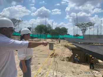Así avanzan las obras del nuevo hospital de Chinú - LA RAZÓN.CO