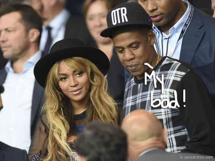 JAY-Z Denies Making Political Statement By Sitting Down With Beyoncé During Super Bowl National Anthem!