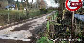 Wappentalbrücke in Aitrach wird saniert - Schwäbische