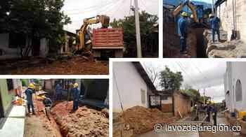 Restitución del sistema de alcantarillado en zona urbana de Tesalia - Noticias