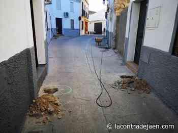 Renovación de red y mejoras en cuatro calles de Arjona - Lacontradejaen