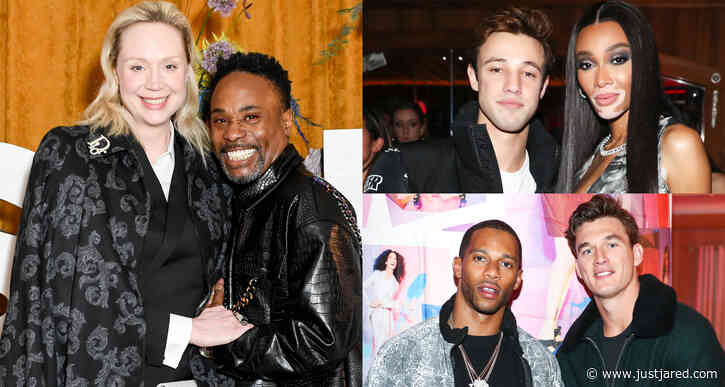 Gwendoline Christie, Billy Porter & More Live It Up at L'Avenue at Saks First Anniversary Celebration!