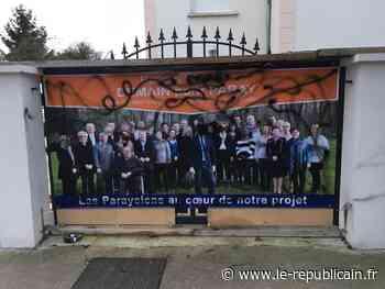 Paray-Vieille-Poste : La permanence de Pascal Picard a été vandalisée - Le Républicain de l'Essonne