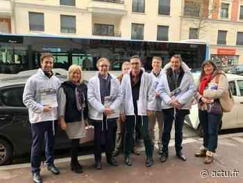 Municipales 2020 au Raincy : le chef de l'opposition Pierre-Marie Salle (LR) candidat aux élections - actu.fr
