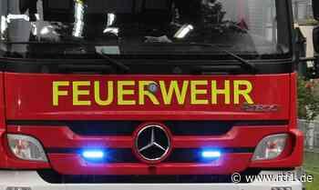 Neckartenzlingen: Frau bei Wohnhausbrand schwer verletzt - RTF.1 Regionalfernsehen - Nachrichten