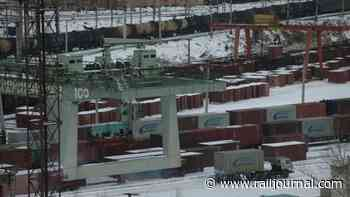 Russia completes Surgut - Tobolsk track-doubling - railjournal.com