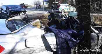 Tödlicher Unfall auf Kreuzung in Herzebrock-Clarholz - Neue Westfälische
