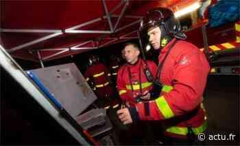 Val-de-Marne. Un entrepôt prend feu à Bonneuil-sur-Marne - actu.fr