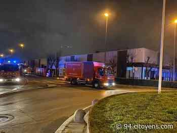 Bonneuil-sur-Marne : incendie dans un entrepôt alimentaire, un blessé léger - 94 Citoyens