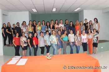 Secretaria de Educação de Ibaiti promove encontro com diretores de escolas e CMEIs - Tribuna do Vale