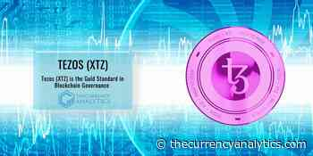 Tezos (XTZ) is the Gold Standard in Blockchain Governance - The Cryptocurrency Analytics