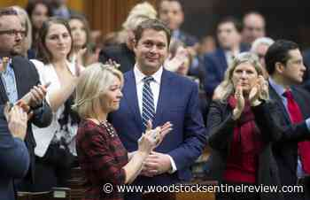 Southwestern Ontario Conservative MPs react to Tory leader's departure - Woodstock Sentinel Review