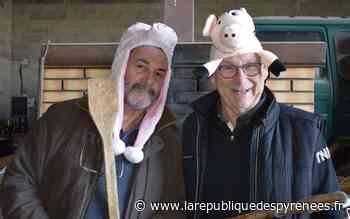 Serres-Castet: la première fête du cochon - La République des Pyrénées