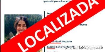 Carla Amayrani Beltrán fue LOCALIZADA en Oaxaca - Criterio Hidalgo