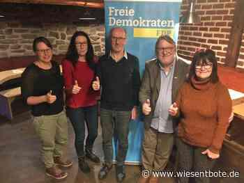 """""""Liberale Premiere"""" in Burgebrach - Der Neue Wiesentbote"""