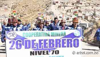 Colquiri: Cooperativistas denuncian avasallamiento y advierten con ir al enfrentamiento - Red Erbol