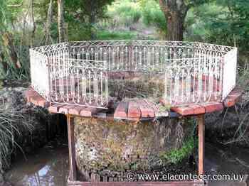 Esta tarde quedará inaugurado el pozo de los deseos en Santa Bernardina - El Acontecer Diario