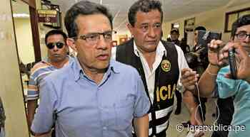 Fiscalía remite actuados de investigación a Becerril - LaRepública.pe