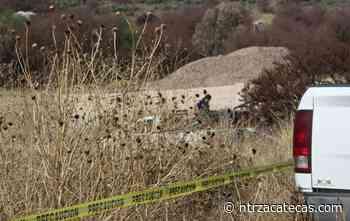 Hallan cadáver a un costado de carretera en Miguel Auza - NTR Zacatecas .com