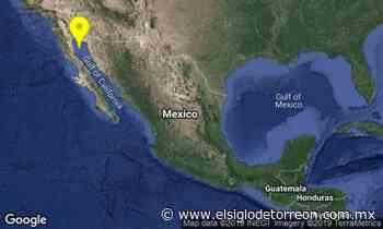 Reportan sismo de magnitud 4.8 en San Felipe, Baja California - El Siglo de Torreón