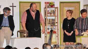 Das Theater in Langensendelbach lässt eine Bombe einschlagen - Nordbayern.de