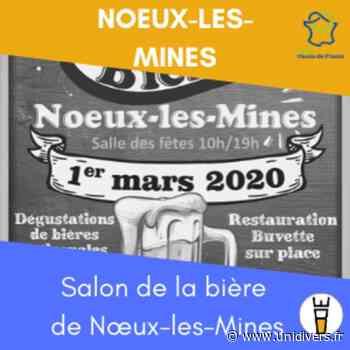 Salon de la bière de Nœux-les-Mines Noeux les mines 1 mars 2020 - Unidivers