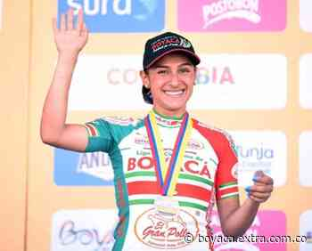 Tunja recibe a las heroínas del deporte pedal nacional: Campeonas se montan en lo más alto - Extra Boyacá