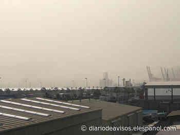 La calima se ceba con las Islas, que sufren baja visibilidad y fuerte viento - Diario de Avisos