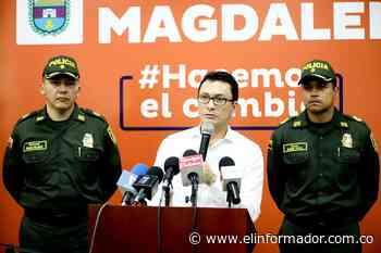 Gobernación y Policía ofrecen recompensa por crimen de Maicol en Ariguaní - El Informador - Santa Marta
