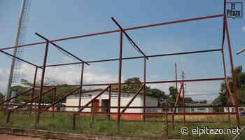 Vándalos desvalijan espacios deportivos de comunidad de Araure - El Pitazo