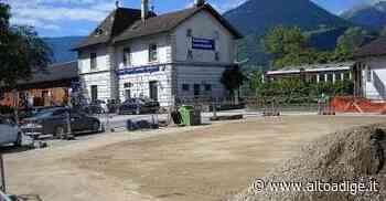Lavori di rinnovo e manutenzione alla stazione di Lana-Postal - Alto Adige