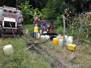 Ante llamado de alcaldesa, enviarán agua potable a Puerto Escondido - LA RAZÓN.CO