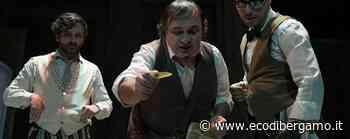 Natalino Balasso nei panni di Arlecchino Il Goldoni di Binasco al Creberg Teatro - L'Eco di Bergamo